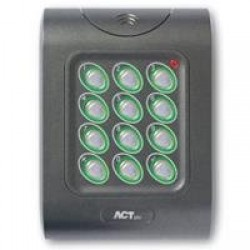 ACTPROMF1050E MIFARE Prox/Pin reader