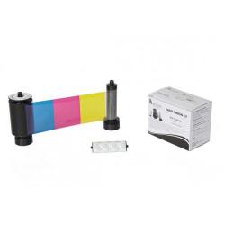 SMART 30/50 HYMCKO HALF PANEL PRINTER RIBBON 650640 - 350 PRINTS
