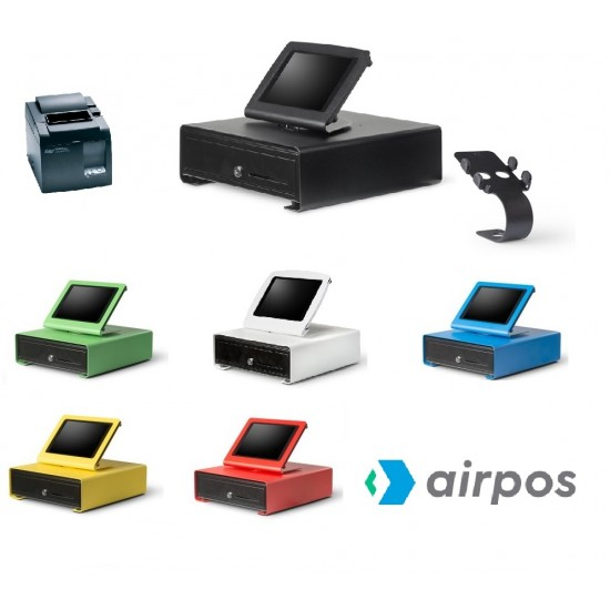 Colour Pos Bundle with Airpos Software 30 day free trial