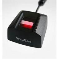 Hamster Pro 20 fingerprint scanner
