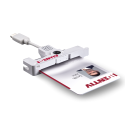 IDENTIV SCR3500B MICRO USB PORTABLE READER