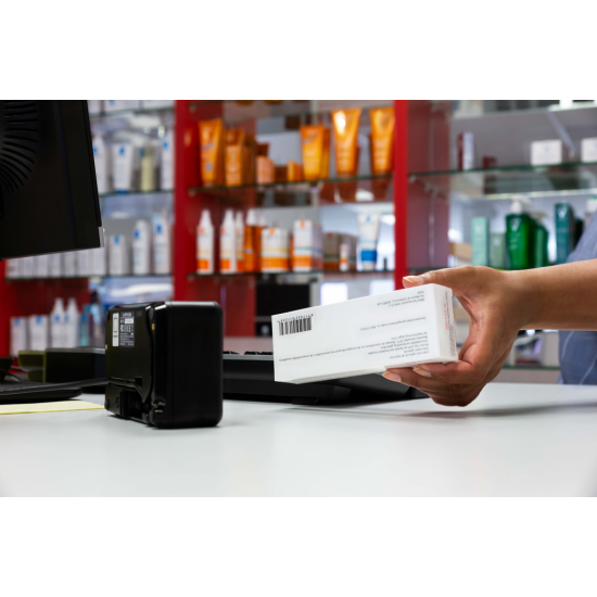 Opticon M-11 2D Omni-Directional Barcode Scanner , Black USB 14294