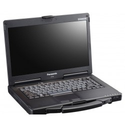 Panasonic Toughbook CF-53 Mobility combined with semi-rugged laptop features