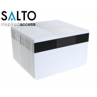 Salto PCM01KB50HI 1k Contactless Smartcard with Hi-Co Magnetic Stripe