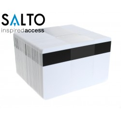 Salto PCM01KB50HI 1k Contactless Smartcard with Hi-Co Magnetic Stripe