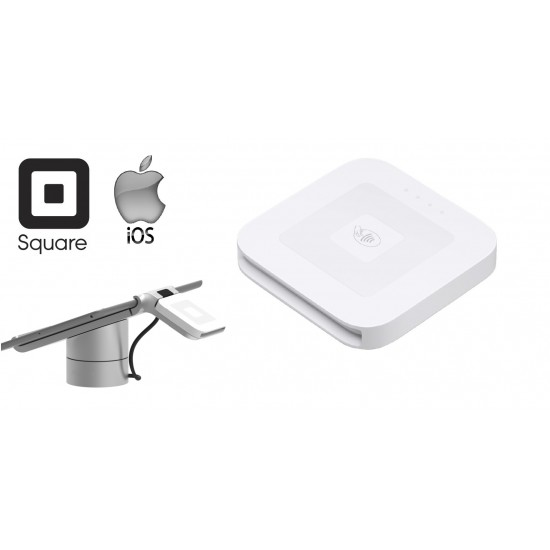Square Charging Desktop Stand