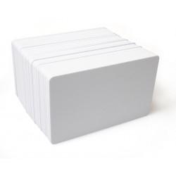 CR80- Blank PVC Card - 100