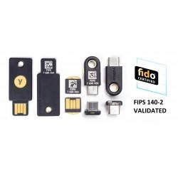FIPS 140-2 Validated YubiKeys