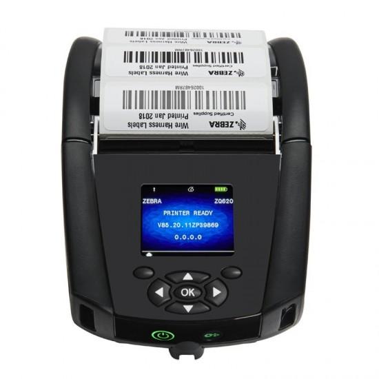 "Zebra ZQ620 - 3"" print width mobile label printer (ZQ600 Series)"