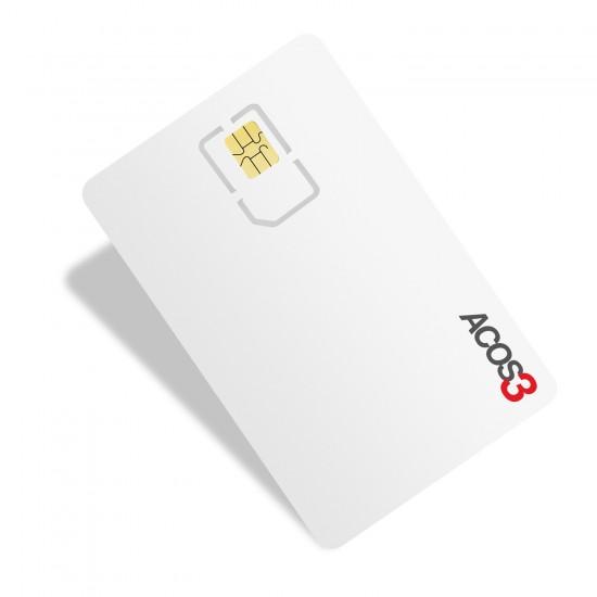 ACOS3 Microprocessor Card 72k