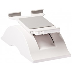 APG Cash Drawer Stratis Tablet Holder, White