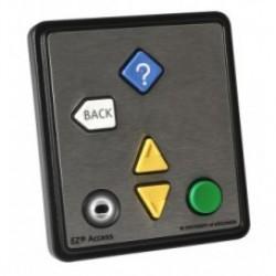 EZ-ACCESS KEYPAD, 5 KEYS, USB INTERFACE, AUDIO PROCESSOR EZ05-23001