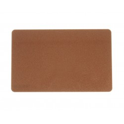 Bronze PVC Cr80 Cards - 100 pack
