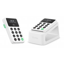 White iZettle Dock 2 & iZettle Card Reader 2