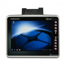 Rhino II - 10 Cap. Touch screen, 24-48VDC, WEC7, 1GB/16GB, 802.11a/b/g/n WiFi, BT 4.0