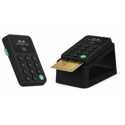 Black iZettle Dock 2 & iZettle Card Reader 2