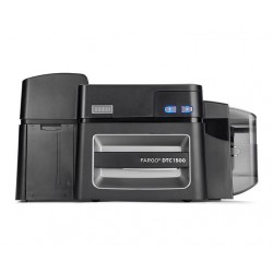 Fargo DTC 1500 Single-Sided Printer with USB and ethernet