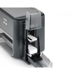 Fargo DTC5500LMX ID Card Printer (Dual-Sided)