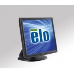 "ELO, 1915L, 19"" LCD, INTELLITOUCH, SERIAL/USB INTERFACE, DARK GRAY, DESKTOP"