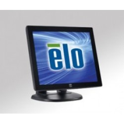 "ELO, 1715L, 17"" LCD, INTELLITOUCH, SERIAL/USB INTERFACE, DARK GRAY, DESKTOP"
