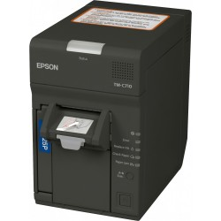 Epson TM‑C710, USB, Ethernet, grey