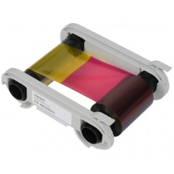 Evolis R5F002EAA YMCKO Colour Ribbon (200 Prints)