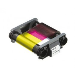 Evolis CBGR0100C YMCKO Colour Ribbon (100 Prints)