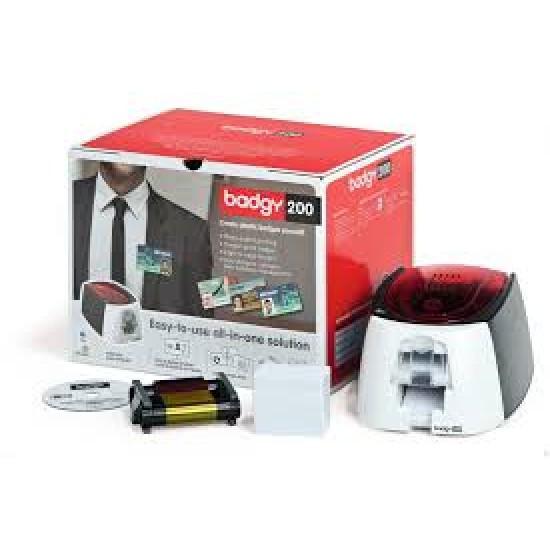 Evolis Badgy 200 - Strarter Pack
