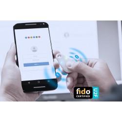 Feitian MultiPass FIDO Security Key NFC U2F Certified