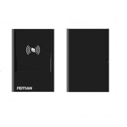 Feitian Bluetooth RFID 13.56MHZ ISO 14443 Type A Type B MIFARE® Card Reader