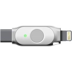 FEITIAN iePass K44 Dual-Connector iOS USB Security Key