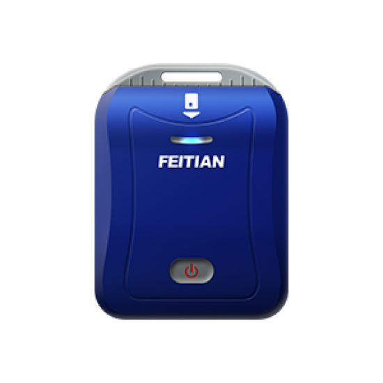 Feitian bR301 Blue Tooth Smart Card Reader