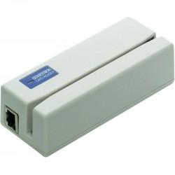JC-1290M6U-01 1290 Magnetic Stripe Reader - Multi-Interface - White