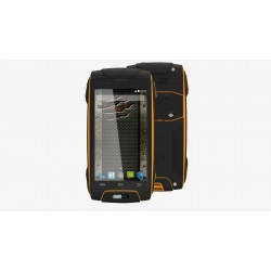 MyPhone Hammer Axe M LTE Rugged Smartphone - Black/Orange