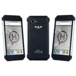 MyPhone Hammer Axe Pro Rugged Smartphone - Black