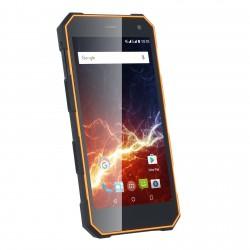 "MyPhone Hammer Energy Rugged 5"" HD Smartphone - Black/Orange"