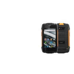 "MyPhone Hammer Iron 2 Rugged 4"" Smartphone Black/Orange"