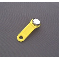 iButton Magnetic Yellow