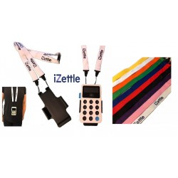IZettle Neck Lanyard Clip with Safety Breakaway