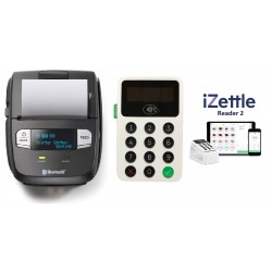 iZettle Reader 2 Bluetooth Printer Bundle