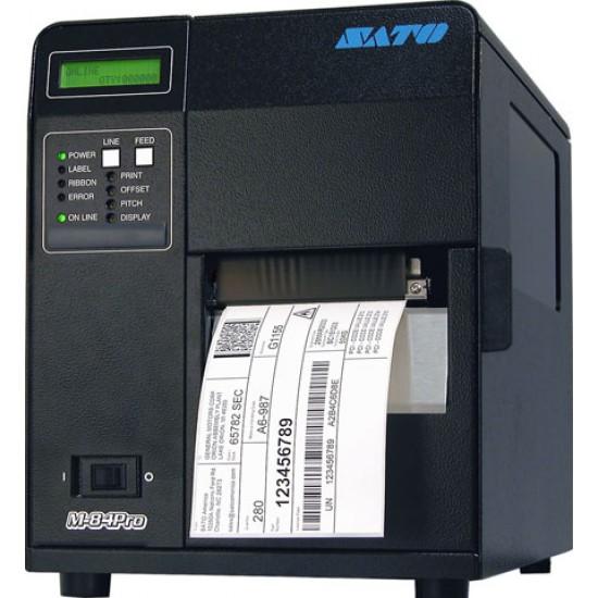 Sato M84Pro Industrial Label Printer - 203dpi, 16 MB SDRAM, 2 MB Flash Memory Module internal