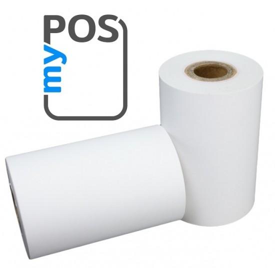 mypos Receipt Paper Rolls 8 pack
