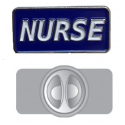 Nurse Pin Badge