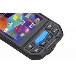 PAC-9000v Android 7 handheld Computer