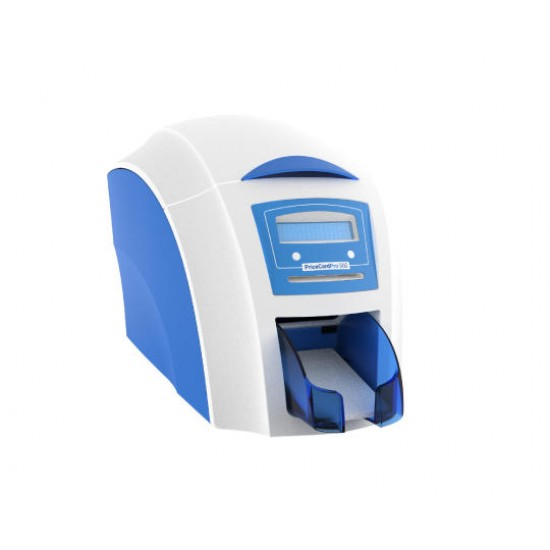 PriceCardPro Duo Plastic Card Printer (Single-Sided)