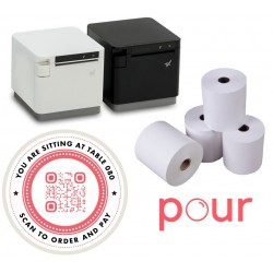 Pour Double Service Point Bundle - 2 Service Points