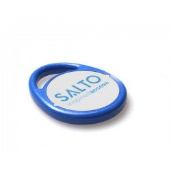 Salto Mifare® PFM01KB 1KB Blue Key Fobs, 7 byte UID