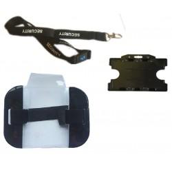 Security Armband Kit Black