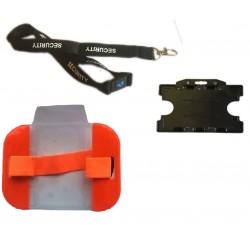 Security Armband Kit - Orange