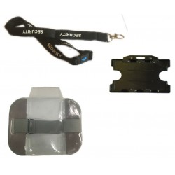 Security Armband Kit Silver